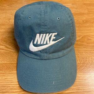 Women's Blue Nike Hat